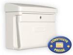 Kunststoff Briefkasten klassisch weiß Cenator BW 108