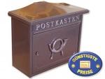 Briefkasten nostalgisch kupfer Cenator BW 146