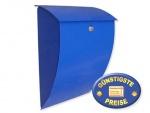 Briefkasten blau Cenator BW 169