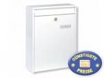 Anlagen-Briefkasten weiß Cenator BW 186