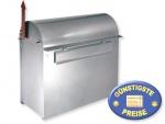 Mailbox groß Edelstahl Cenator KN 302
