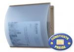 Briefkasten hellblau Cenator KN 312