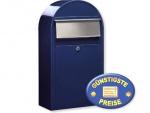 Briefkasten blau Cenator BF 390