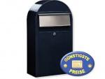 Briefkasten schwarzblau Cenator BF 393