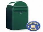 Briefkasten grün Cenator BF 367