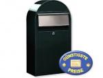 Briefkasten schwarzgrün Cenator BF 392