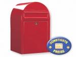 Briefkasten rot Cenator BF 366