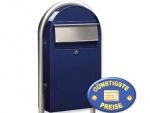 Standbriefkasten blau Cenator BF 480