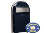 Standbriefkasten schwarzblau Cenator BF 483