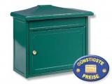 Briefkasten klassisch grün Cenator BW 149