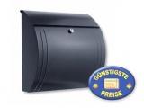 Briefkasten klein anthrazit Cenator BW 151