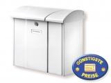 Briefkasten weiß Cenator BW 160