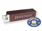 Zeitungsbox kupfer Cenator BW 194