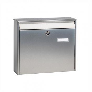 Briefkasten Aluis aus Edelstahl von Cenator