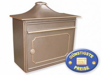Antik-Briefkasten bronze Cenator BW 136