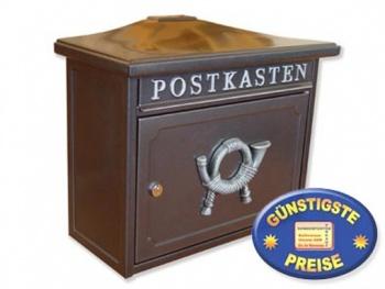 Briefkasten nostalgisch alteisen Cenator BW 147