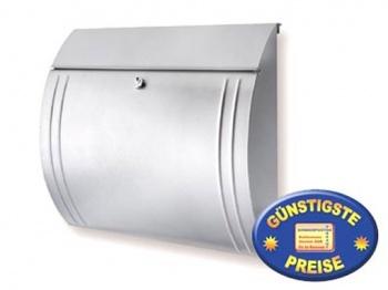 Briefkasten klein silber Cenator BW 153