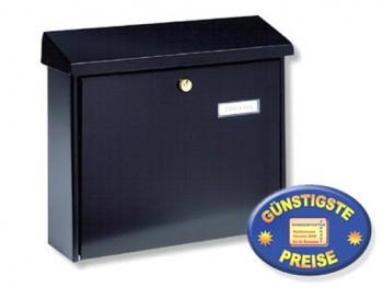 Briefkasten schwarz Cenator BW 177