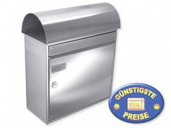 Briefkasten aus Edelstahl Cenator KN 297