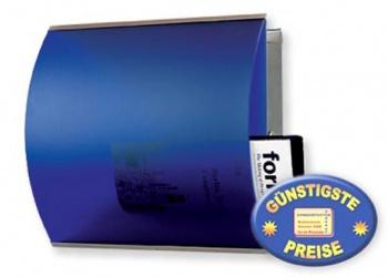 Briefkasten dunkelblau Cenator KN 315