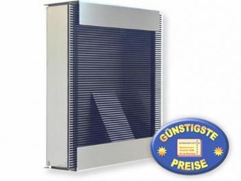 Luxusbriefkasten Edelstahl Cenator KE 346