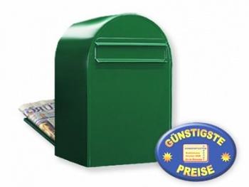 Zaunbriefkasten grün Cenator BF 381