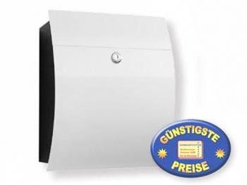 Briefkasten weiß CM 548