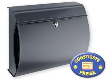 Briefkasten anthrazit Cenator BW 559