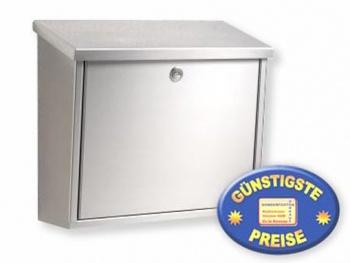 Briefkasten Edelstahl Cenator CM 62