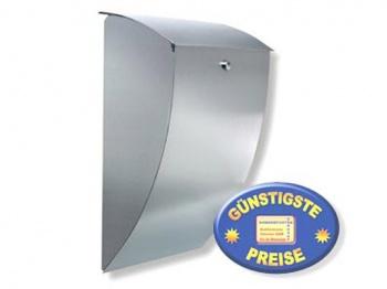 Briefkasten Edelstahl Cenator BW 85
