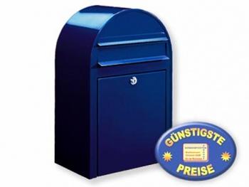 Briefkasten schwarzblau Cenator BF 368