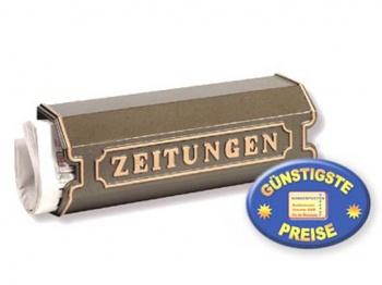 Zeitungsbox bronze Cenator BW 144