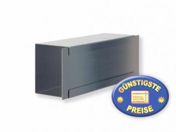 Luxus-Zeitungsbox Edelstahl Cenator KE 359