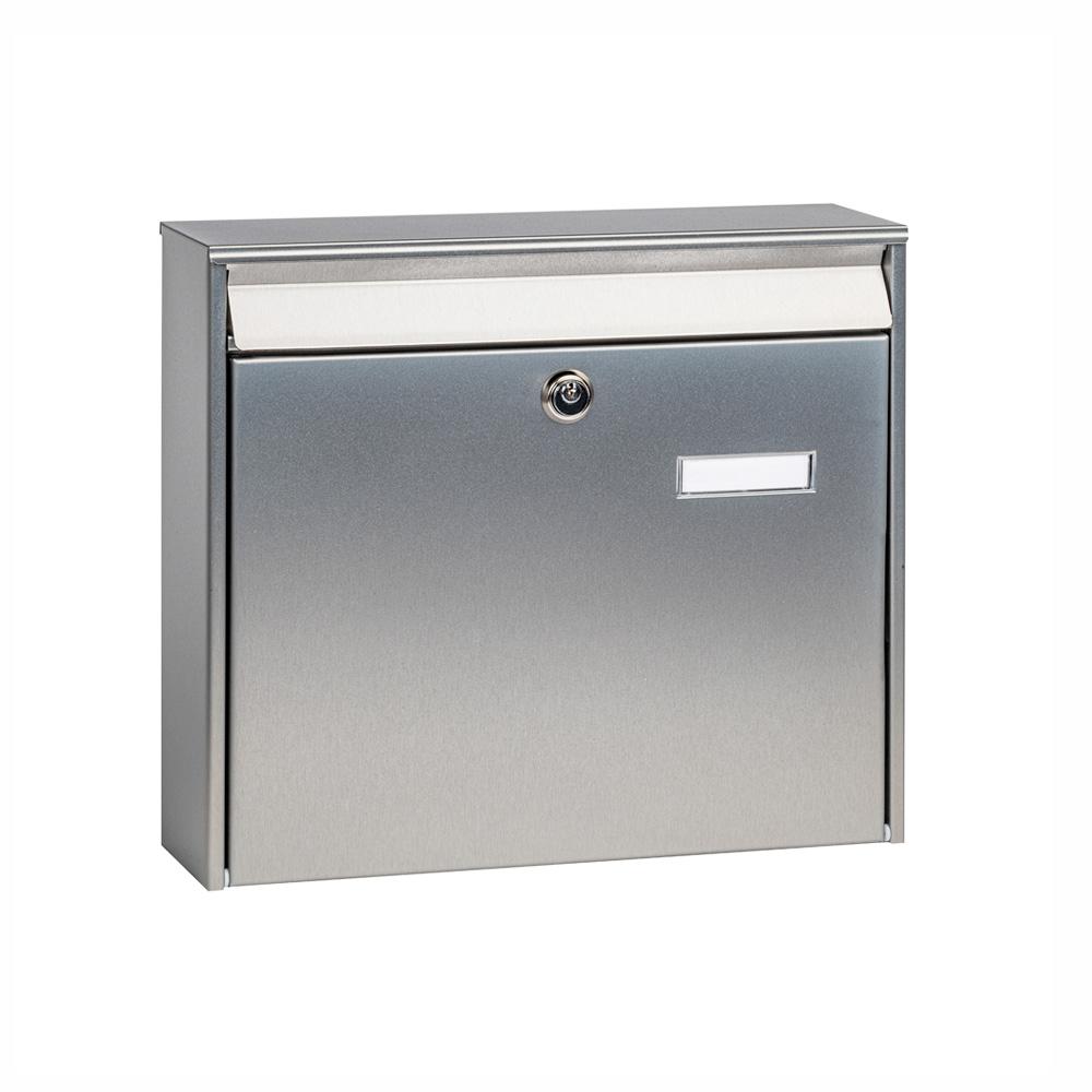 Anlagen-Briefkasten Aluis aus Edelstahl von Cenator