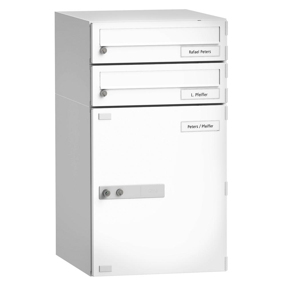 cenator®   Paketkasten Doppelbriefkasten Cenator BW 592