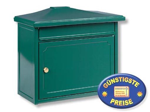 cenator briefkasten klassisch gr n cenator bw 149. Black Bedroom Furniture Sets. Home Design Ideas